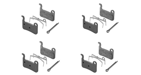 Shimano A01S Scheibenbremsbelag Resin 4er Set
